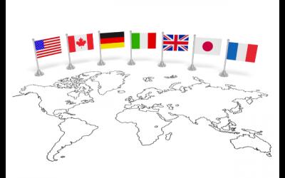 El G7 detrás de un impuesto de sociedades global